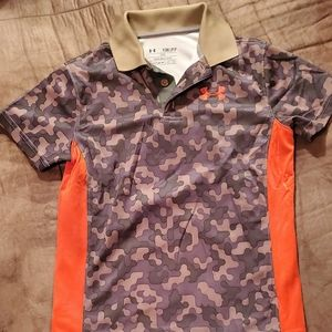 New Under Armour Youth Small